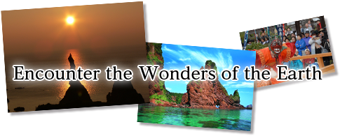 Encounter the Wonders of the Earth
